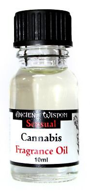 Cannabis Fragrance Oils Ancient Wisdom for Oil Burners & Diffusers