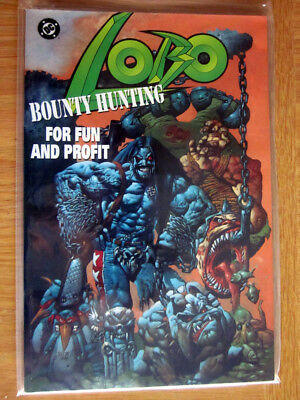 LOBO : LOBO : Bounty Hunting for Fun and Profit : VF>Mint 1995