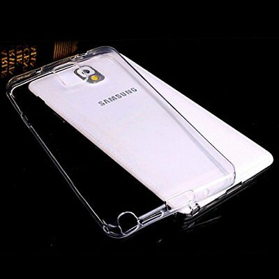 For Samsung Galaxy Note 3 Clear Gel Back Case TPU Cover Skin Silicone Gel Case
