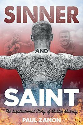 Sinner and Saint by Martin Murray New Hardback Book
