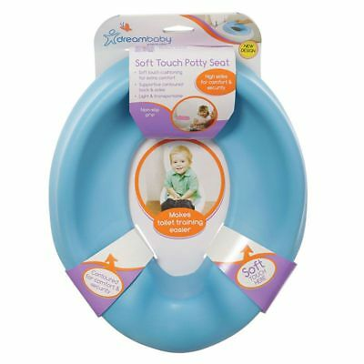 DreamBaby Comfy Contoured Potty Seat - Blue ( SOLD OUT )