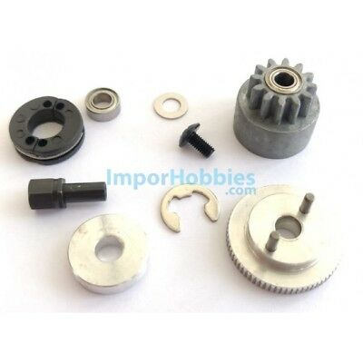 Embrague completo 12T HSP Racing / Himoto 1/16 Starpace 86040 - 86810