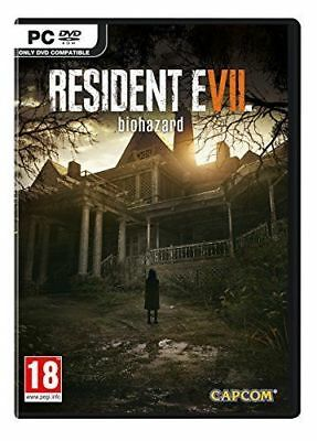 RESIDENT EVIL 7 biohazard PC KEY EUROPEAN