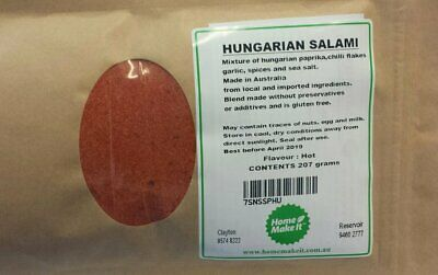 NEW Hungarian - Spice Recipe Pack