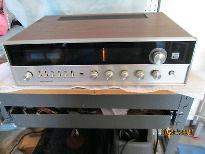 Realistic STA-72 Stereo Receiver Working Condition