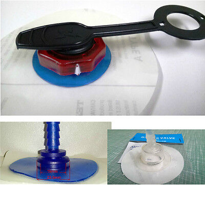 BEST TWIST LOCK VALVE and one pump, kite valve