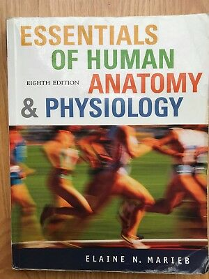ESSENTIALS OF HUMAN Anatomy and Physiology by Elaine N. Marieb (2014 ...