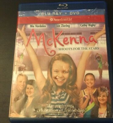 American Girl: McKenna Shoots for the Stars 2012 Blu-Ray