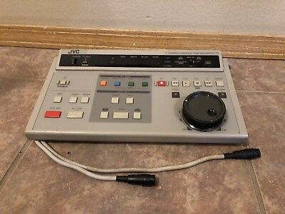 JVC RM-G800U Edit-Desk Editing Control Unit Controller