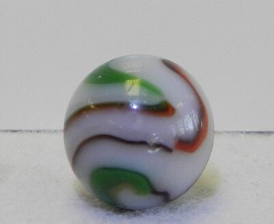 #8248m Vintage Peltier NLR Christmas Tree Marble .68 Inches