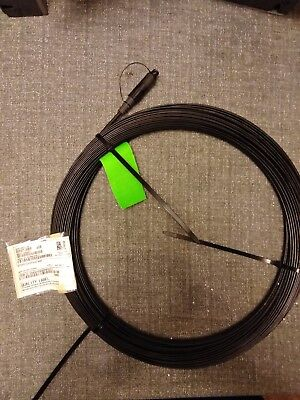 Corning Optical 1F FDRP SCAOPT 004301EB49R400F-Z Fiber Optic Cable 400' FEET