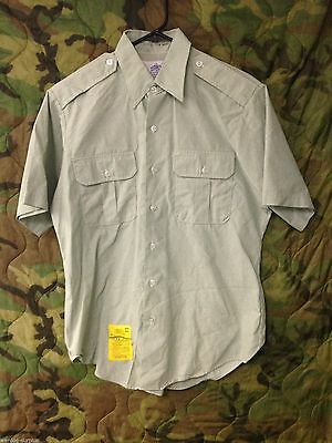 SHIRT US ARMY DRESS GREEN SHORT SLEEVE CLASS A B UNIFORM MANS MENS s m l xl