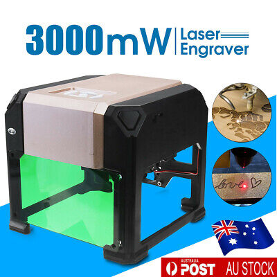 2000mW USB CNC DIY Mini Desktop Laser Engraving Machine Engraver Printer Carver