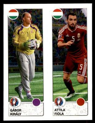 Choose your sticker incl foil badge #641-680 Panini Euro 2016 STICKERS