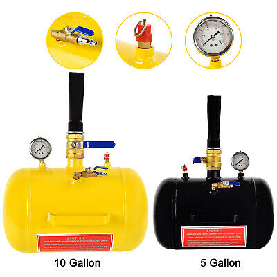5/10 Gallon Air Tire Bead Seater Blaster Tool Seating Inflator Truck ATV Tractor