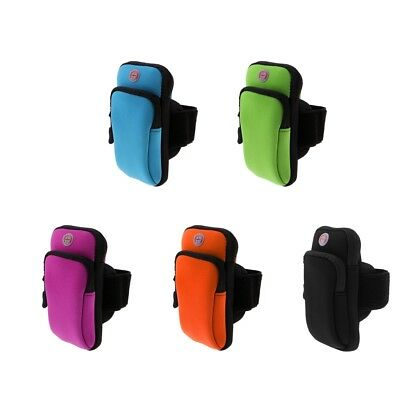 Universal Sport Running Gym Riding Arm Band Case Pouch For Cell Phone Holder