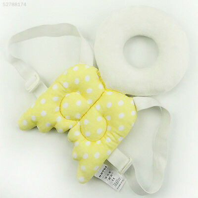 7EB0 Cute Baby Head Protection Learning Walk Headreast Drop Resistance Pad Pillo