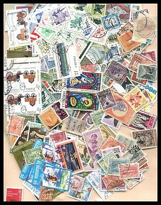 World Wide Stamp Mix 1880's-1960's++ ~ Mostly Large ~ Very Fine Value ~ Only One