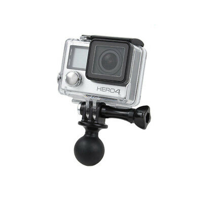 Tripod Mount Ball Head Base Adapter for Sport Action Camera