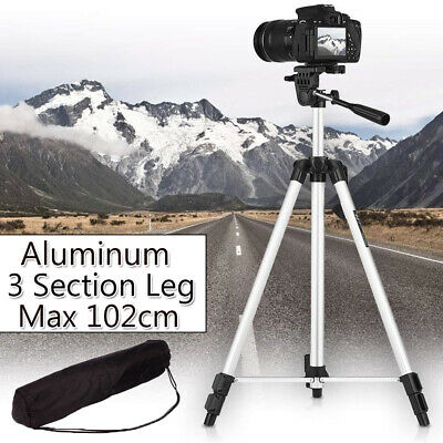 WEIFENG WT3110A Camera Tripod Digital Camcorder Video For Nikon Canon Sony DSLR