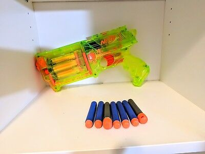 Nerf gun lot used great condition