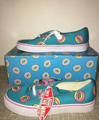 d8f3a79d5aebbd VANS X ODD FUTURE Authentic Size 7 mens SCUBA DONUT GOLF WANG supreme  syndicate