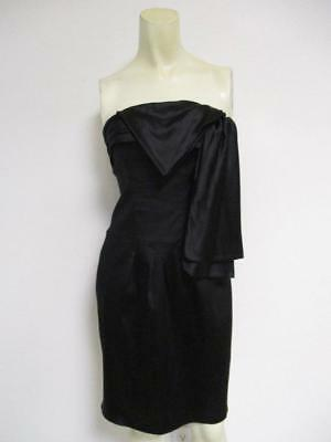 c458d7eb6c4749 Ted Baker London Black Strapless Cocktail Sexy Dress 2 US 6