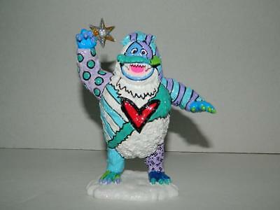 Bumble Figurine Rudolph Collectible Romero Britto Pop Art Xmas Figure Porcelain