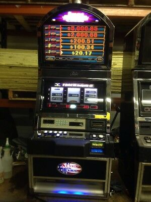 Bally Alpha Stars And Bars Quick Hit  SLOT MACHINE Freight Shipping Available