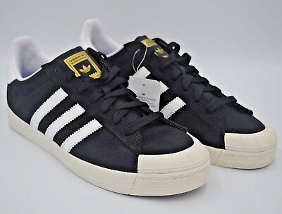 timeless design ecfbb 0afcb Adidas Originals Half Shell Vulc ADV Shoes CQ1217 Skateboarding Sneakers  Suede