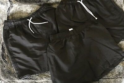 Boys Size 12 Black Shorts School Sport or Everyday in Great Preloved Condition
