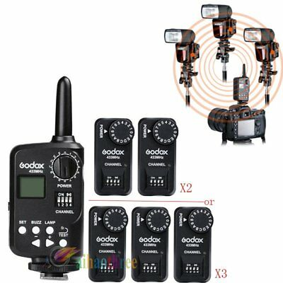 Godox FT-16S Power-Control Flash Trigger For V850 V850II V860IIS/C/N TT685S/C/N