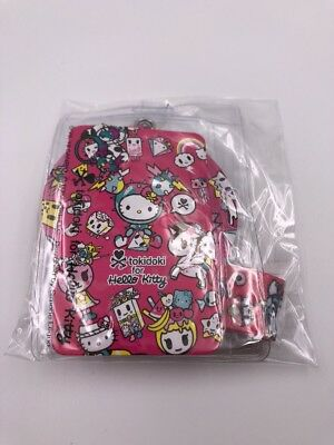 Tokidoki x Hello Kitty: Keyleash ID Badge Reel: Pink (RN2)