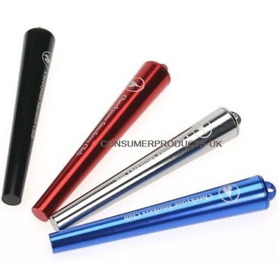 Metal Air-Tight Joint Roll Up Fresh Holder Cheekyone Kingsize Cig Doob Cone Tube