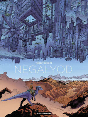 Vincent Perriot ** Negalyod ** Eo Neuf
