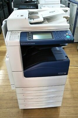 Fuji Xerox Docucentre IV C2263 Multifunction Photocopier