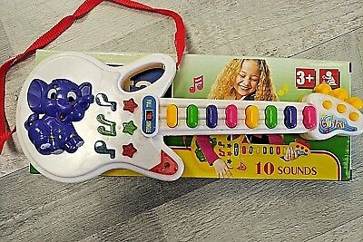 Baby Electronic Toy Guitar Gifts Toddler Toys Kids Music Guitar Toy