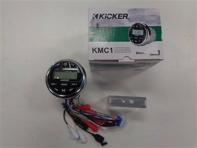 Kicker Am / Fm / Usb Media Receiver Kmc1 Marine Boat