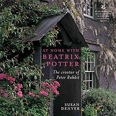 At Home With Beatrix Potter - NEW - 9780711230187 by Denyer, Susan