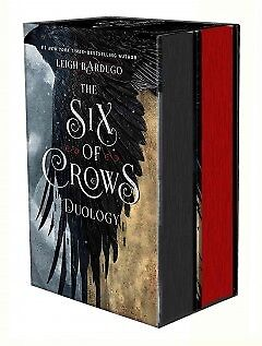 The Six of Crows Duology - NEW - 9781250123565 by Bardugo, Leigh