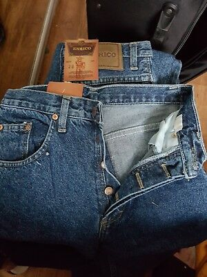 Enrico Authentic Jeanswear  5 pairs retail at £30 each original price with tags