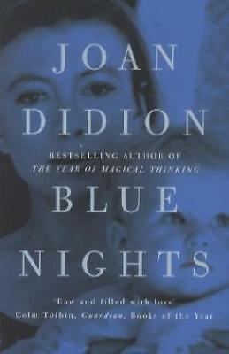 Blue Nights-NEW-9780007432905 by Didion, Joan