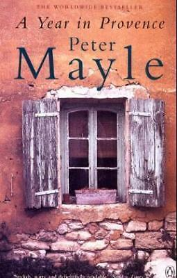 Year in Provence-NEW-9780140296037 by Mayle, Peter