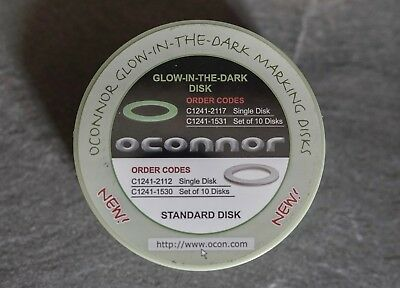O'Connor Follow Focus Glow-in-the-Dark Marking Disk (C1241-2112) New & Sealed