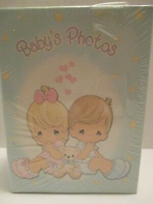 Precious Moments Baby Mini Photo Album Picture 2004  NEW
