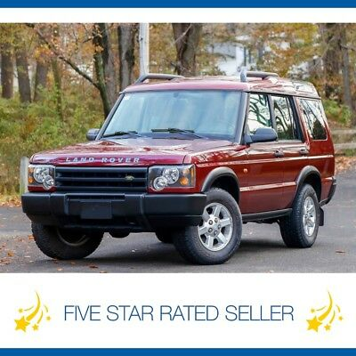 2004 Land Rover Discovery Diff Lock 4WD Loaded Low 81K mi Clean CARFAX 2004 Land Rover Discovery Diff Lock 4WD Loaded Low 81K mi Clean CARFAX