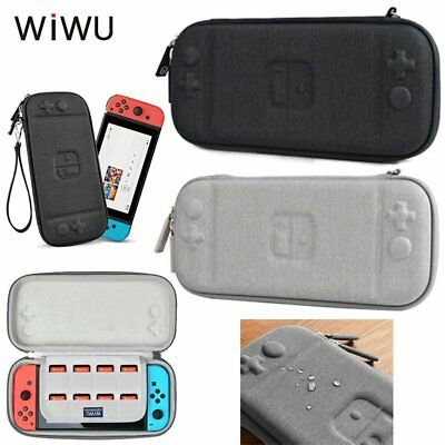 WIWU EVA Hard Protective Case Carry Bag Travel Pouch for Nintendo Switch Console
