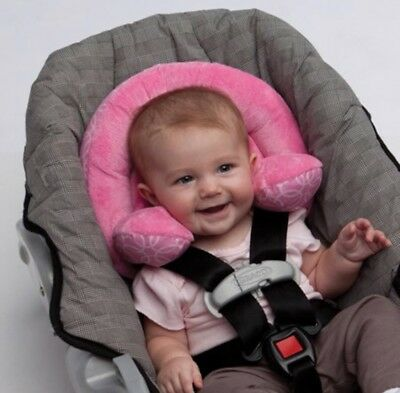 Boppy Infant to Toddler Way to Go Head and Neck Support (Pink).