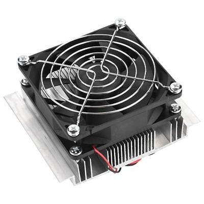 New 15L Thermoelectric Refrigeration Peltier Module Water Cooler Cooling System