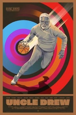 """Uncle Drew Basketball Comedy Characters TV Poster Print 13x20/"""" 20x30/"""" 24x36/""""#4"""